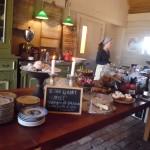 Bäckdalens Handelsträdgård - caféet