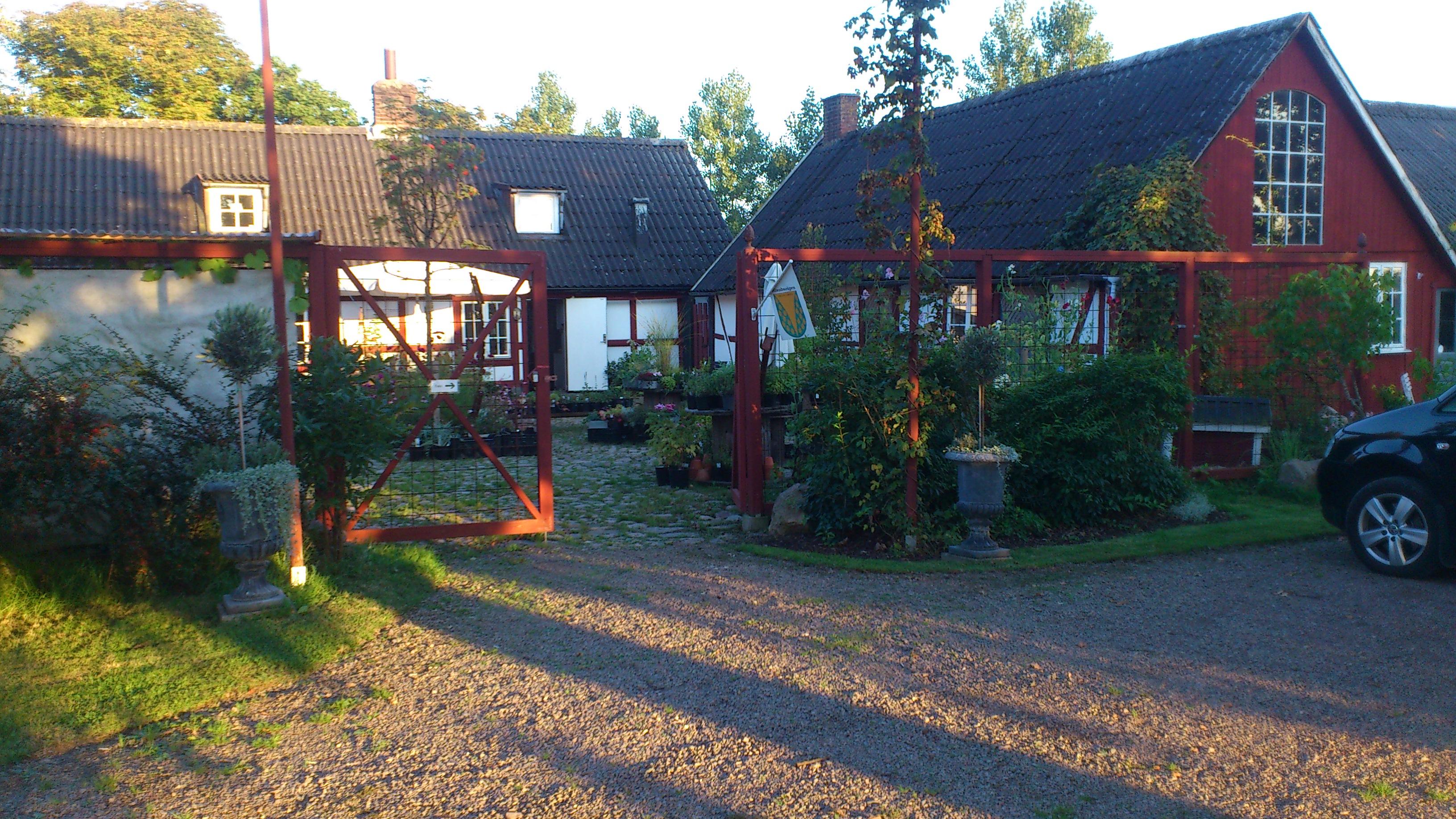 Furutorps trädgård och landskap