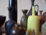 Vaser från Antikkulan utanför Ängelholm