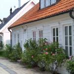 Båstad, Agardhsgatan