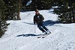Slalom på Vallåsen