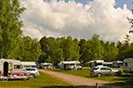 Råbocka camping i Ängelholm