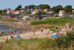 Stranden i Magnarp